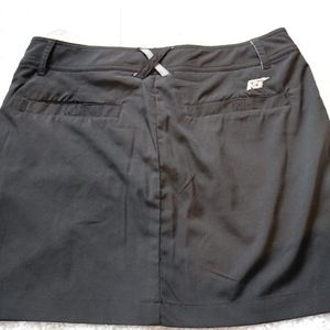 pursuit gear Shorts - Black Skort, PursuitGear